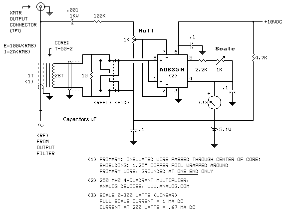 class e am transmitter for 1710 khz circuit description andFig 342 Circuit Diagram Of A Pushpull Smps Using The Texas #4